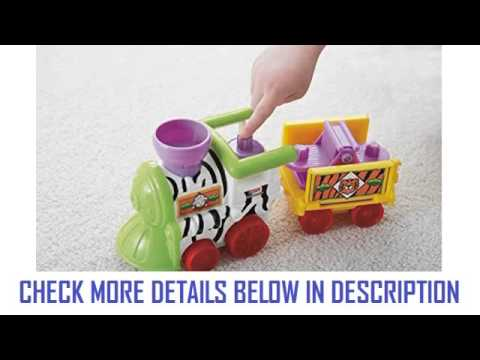 FisherPrice Little People Musical Zoo Train