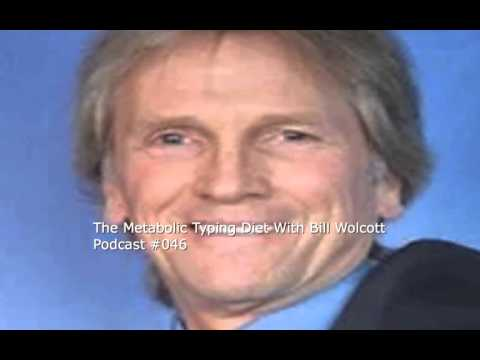 Metabolic Typing With William Wolcott Podcast #046