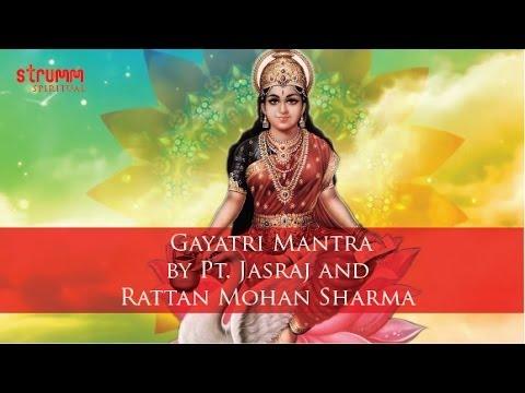 Gayatri Mantra by Pt. Jasraj and Rattan Mohan Sharma