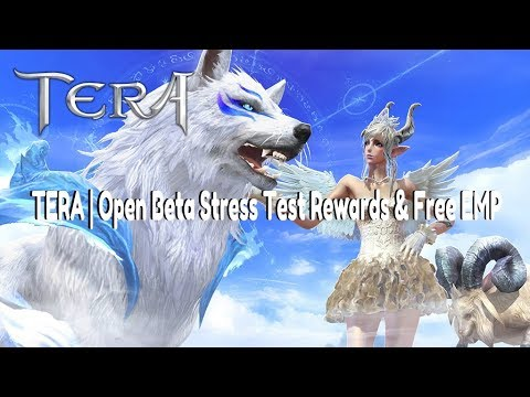 TERA | Open Beta Stress Test Rewards & Free EMP
