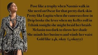Beyonce, Blue Ivy - Brown Skin Girl (Lyrics) Ft. Wizkid & Saint Jhn