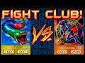 Yu-Gi-Oh Fight Club! #4 - UNSTOPPABLE FISH VS MAGICIANS (Competitive Yugioh)