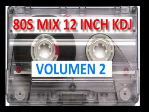 80s mix 12 Inch Extended KDJ02