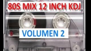 80s mix 12 Inch Extended KDJ02