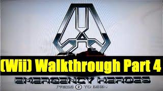 Emergency Heroes (Wii) Walkthrough Part 4 [1080pᴴᴰ]