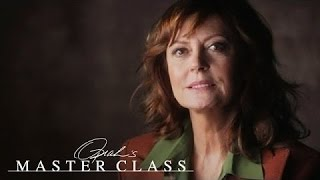Why Catholic-Raised Susan Sarandon Questioned Her Religion | Master Class | Oprah Winfrey Network