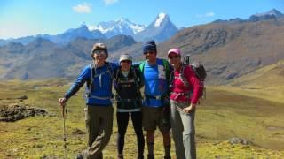 Trip of a Lifetime: The Lares Trek