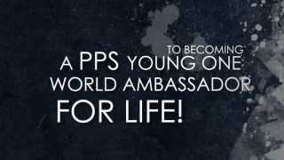 PPS sponsors 4 delegates @ 2013 One Young World Summit