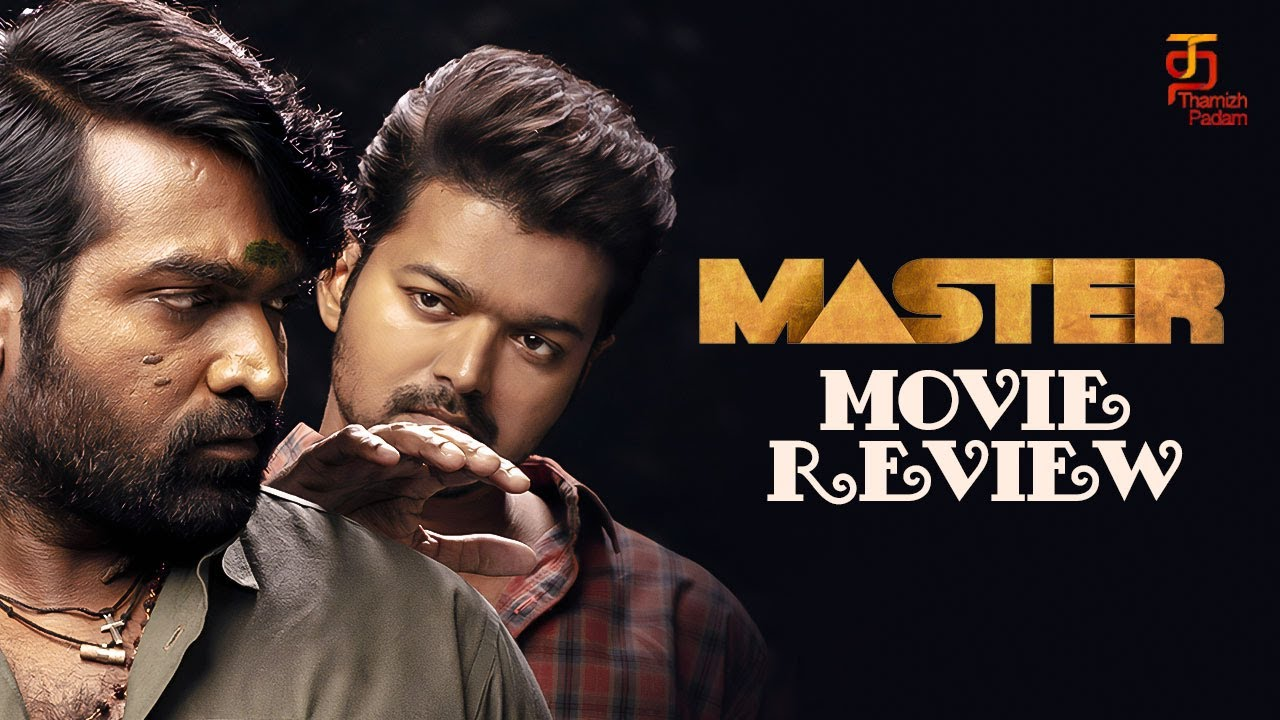 Master Tamil Movie Review