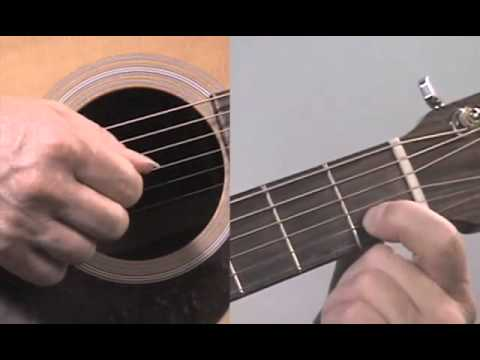 How to Play Easy Guitar Chords - the Simple C and G7 Chords - YouTube