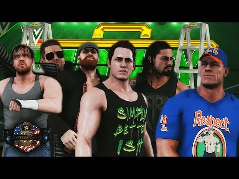WWE 2K18 My Career Mode | Ep 13 | MONEY IN THE BANK LADDER MATCH!!! (WWE 2K18 My Career Part 13)