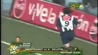 Los 10 mejores goles de Antonio El Tano de Nigris Tributo