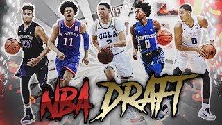 NBA 2K17 Las Vegas Lions MyLeague Ep. 5 - CRAZY NBA DRAFT!!!!
