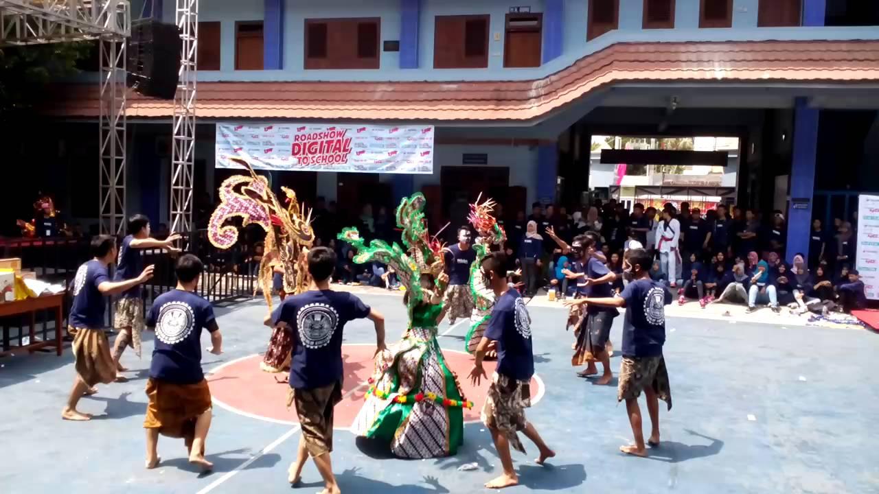 SBC SMA Batik 2 Surakarta HUT Ke 26 Pensi