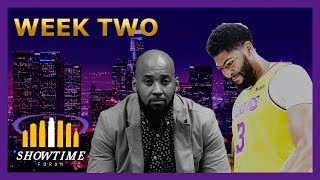 Showtime Forum Report: S1E2 – The Lakers Are Good!