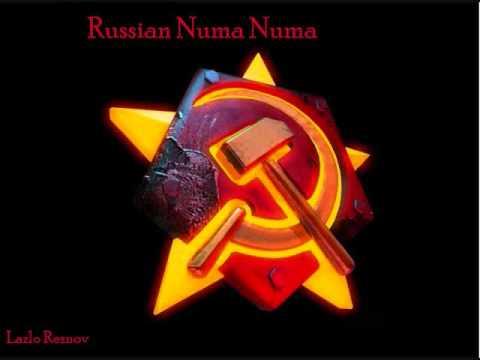 Numa Numa Russian Remix