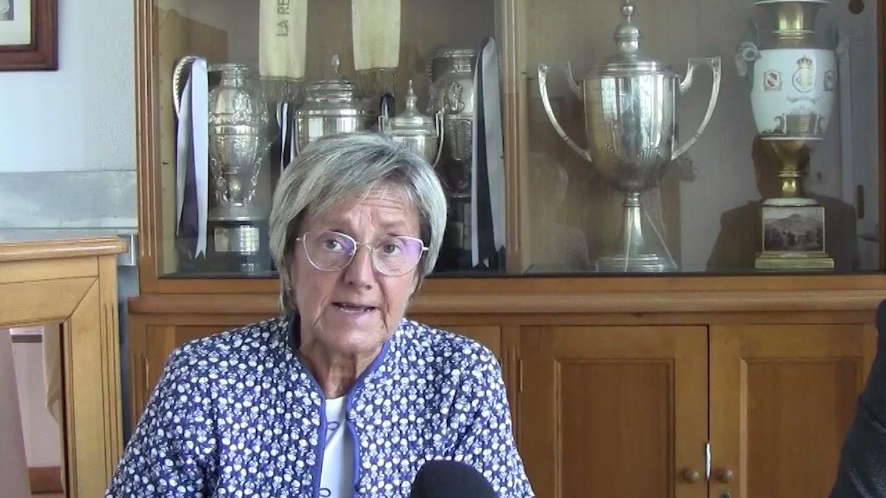 Firma del convenio con la asociación Contra el Cáncer en Gipuzkoa