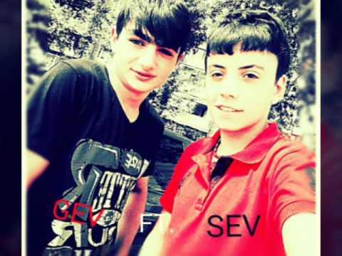 Gev ft Sev/Sirum em qez(Premiera 2016)