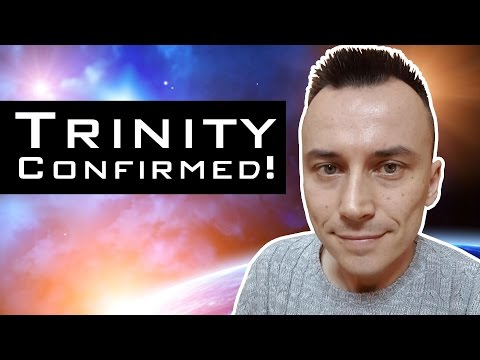 TRINITY CONFIRMED in the BIBLE | John 8:15-18
