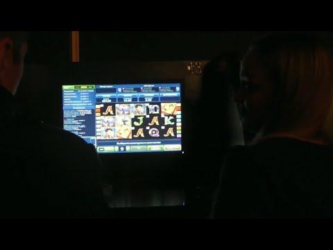 БЭП играет в азартные игры/закрываем игровые аппараты г.Аксай