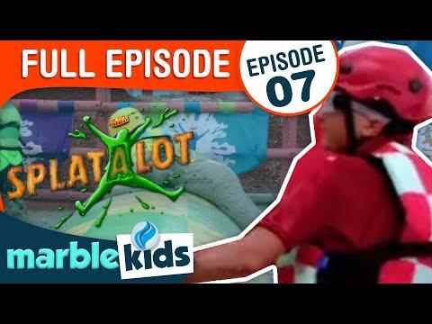 Splatalot! - Season 2 - Episode 7 - Awesome Sandwich Club!