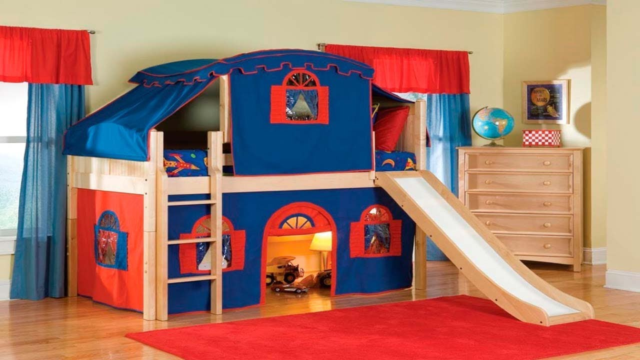 Bunk Beds For Kids|Modern Bunk Beds Ideas For Boys And ...