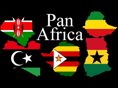 Origin of the Pan-African Flag