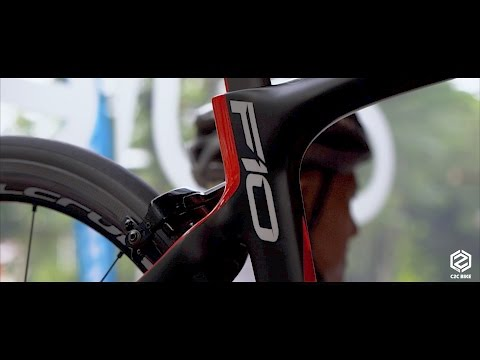 The Launching of Pinarello Dogma F10 in Indonesia by C2C Bike