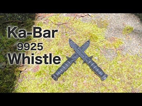 Ka-Bar 9925 Emergency Whistle (2020)