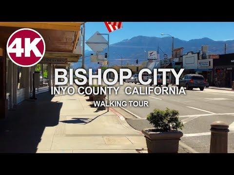 Walking Tour | Bishop City - Sierra Nevada, California