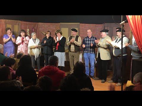 """Os Teatreiros da Mariña fan fronte ao coronavirus """"porque o teatro é indestrutible"""""""