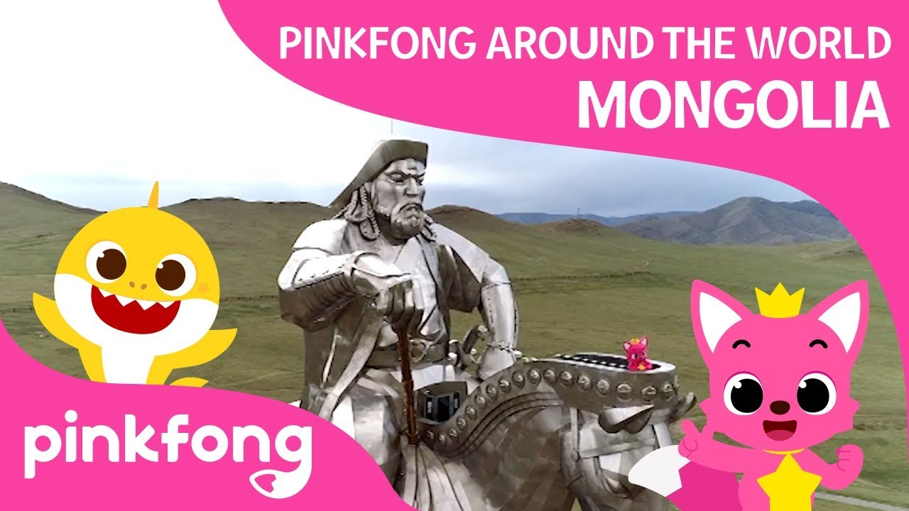Pinkfong Around the World! | Ulaanbaatar, Mongolia | Pinkfong Songs for Children