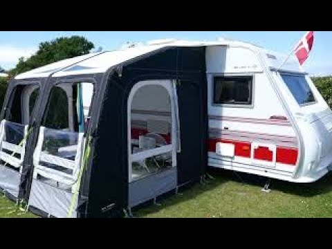 Kampa Rally AIR Pro 260 Luftfortelt