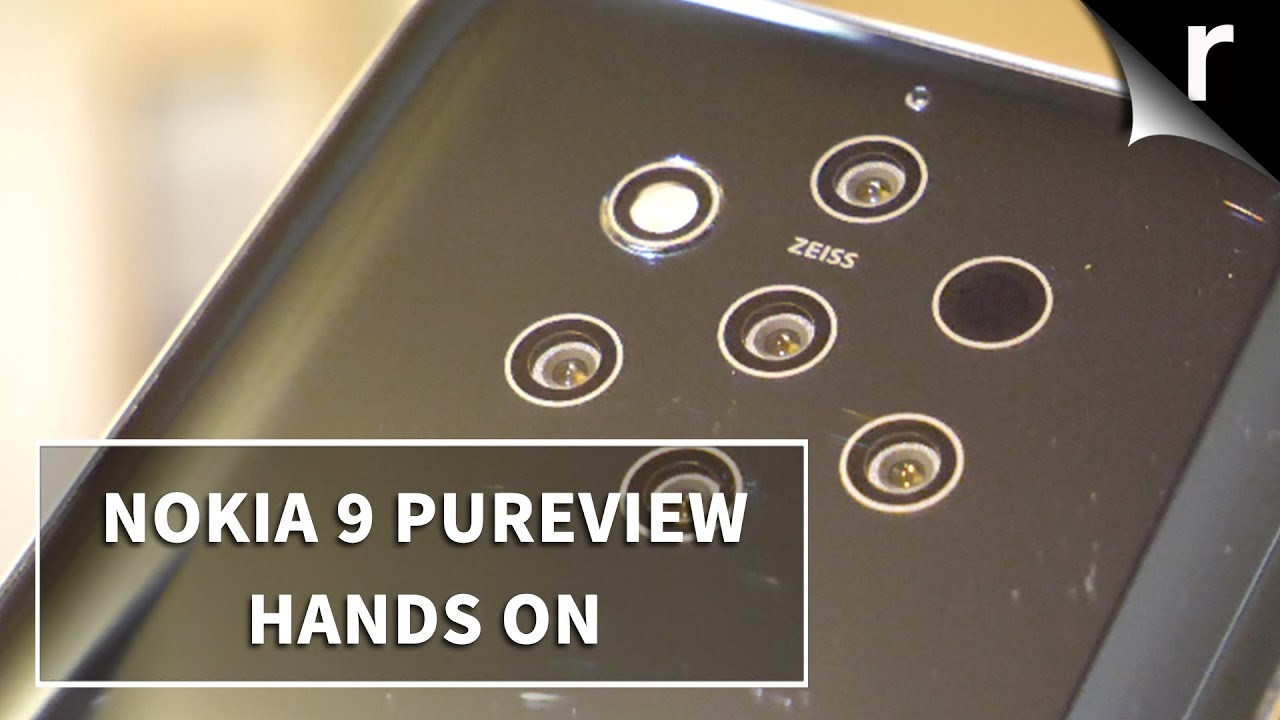 Nokia 9 PureView our first impression