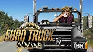 Zurück hinterm Steuer   Euro Truck Simulator 2 mit Donnie