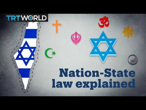Israel's Nation-state Law Explained