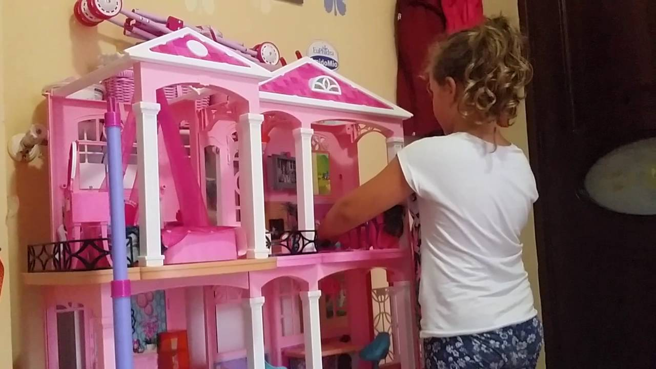 dilly il mondo di barbie 1 la casa dei sogni youtube On la casa dei sogni di barbie
