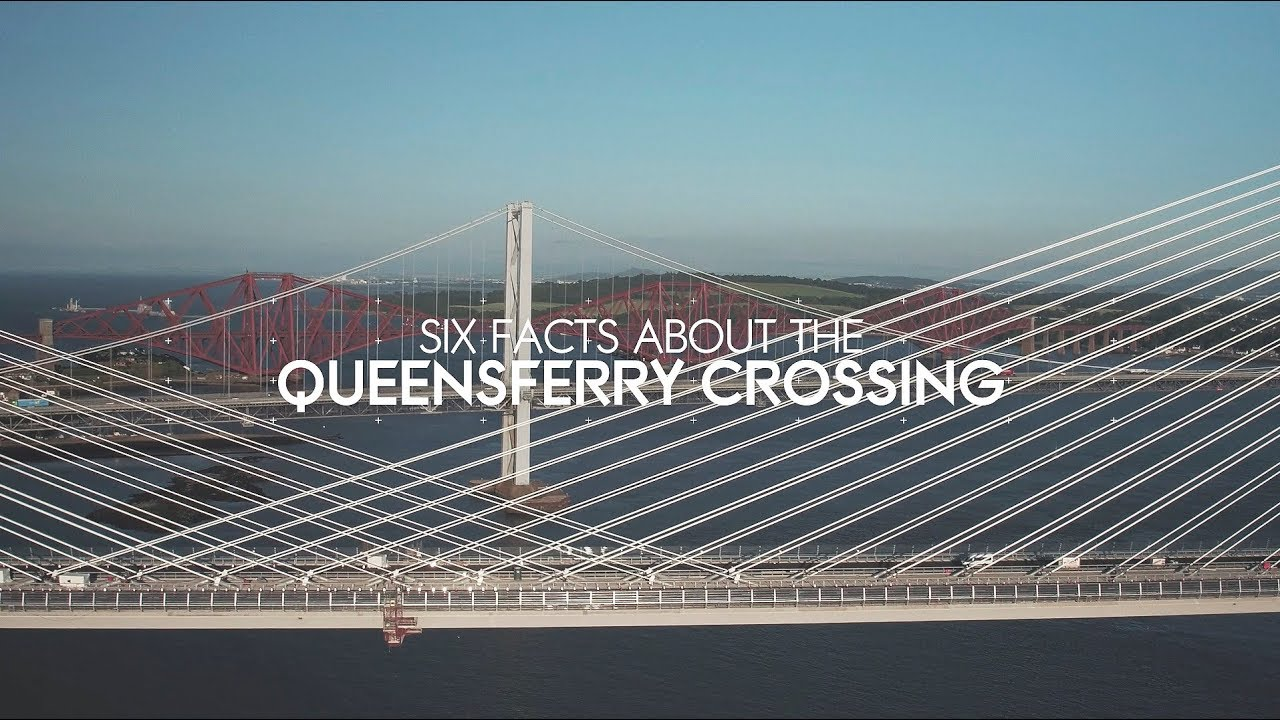 Six facts about the Queensferry Crossing - YouTube