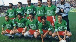 اتحاد بلعباس 2 - شبيبة القبائل 0 (نهائي كأس الجزائر 1991) USMBA 2 - JSK 0