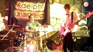 Jesus Christ - Adelphi Unsigned Launch Night