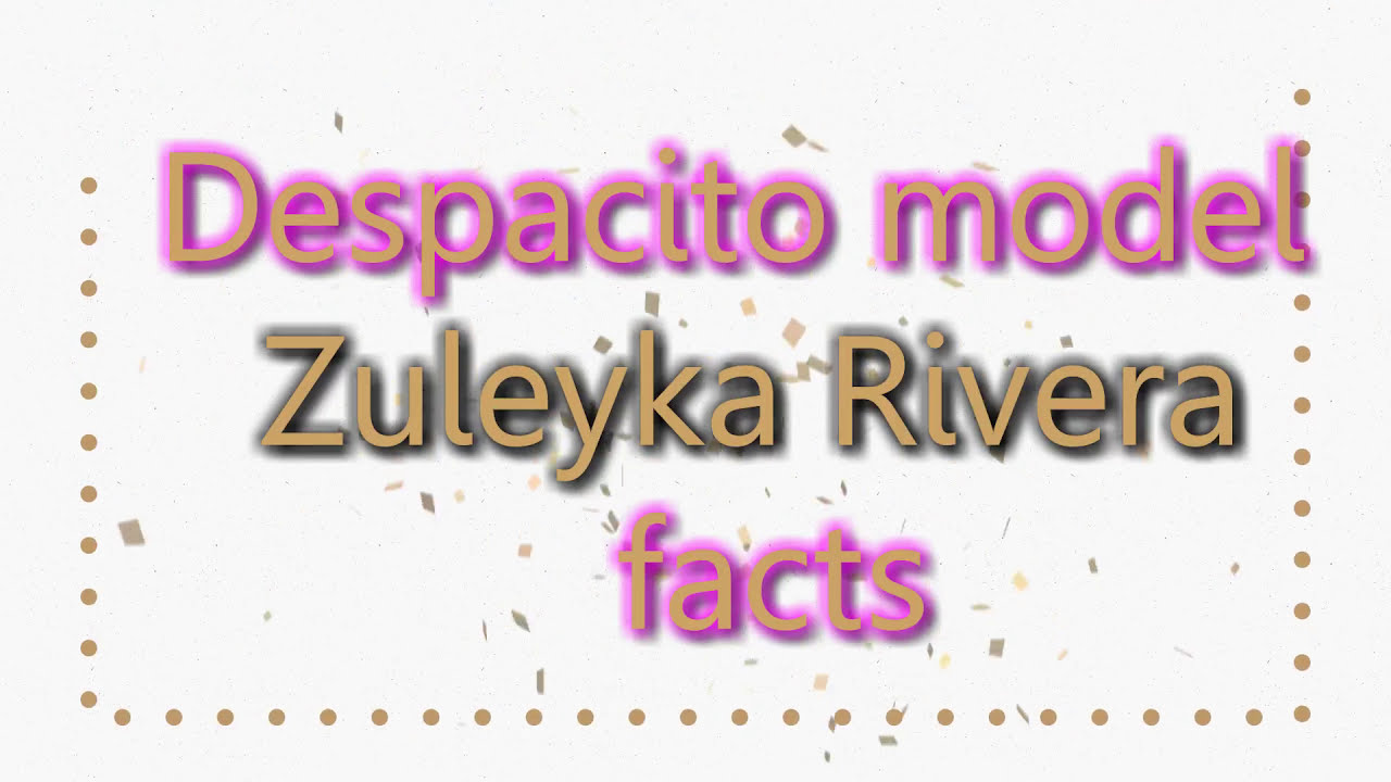 zuleyka rivera mendoza nude