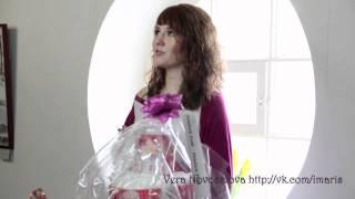 Аня Руднева отвечает на вопросы (встреча в Питере)