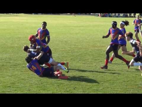 2017 Rocky Mountain Rugby Challenge – Varsity – Arizona v Colorado 5785 – First Half