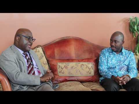 Dr. Michael Nana Nyame-Mireku of the Virginia Hospital Center on TheAfricanDream net