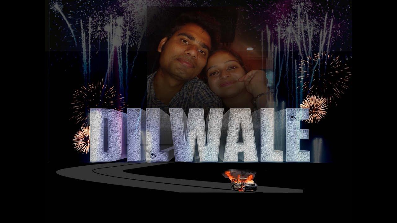 Poster design using photoshop cs5 - Dilwale Bollywood Movie Poster Design Using Adobe Photoshop Cs4 Cs5 Rfactorrocks