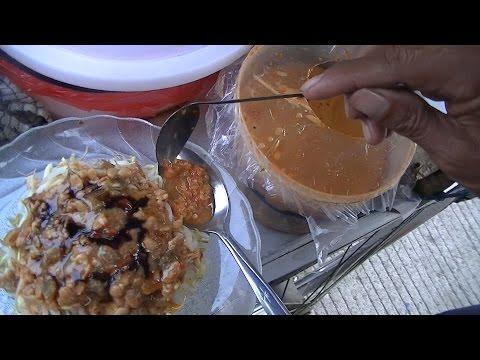 Jakarta Street Food 538 Bogor Smoke Bean Sprouts  Toge Asep Khas Bogor BR TV 4046