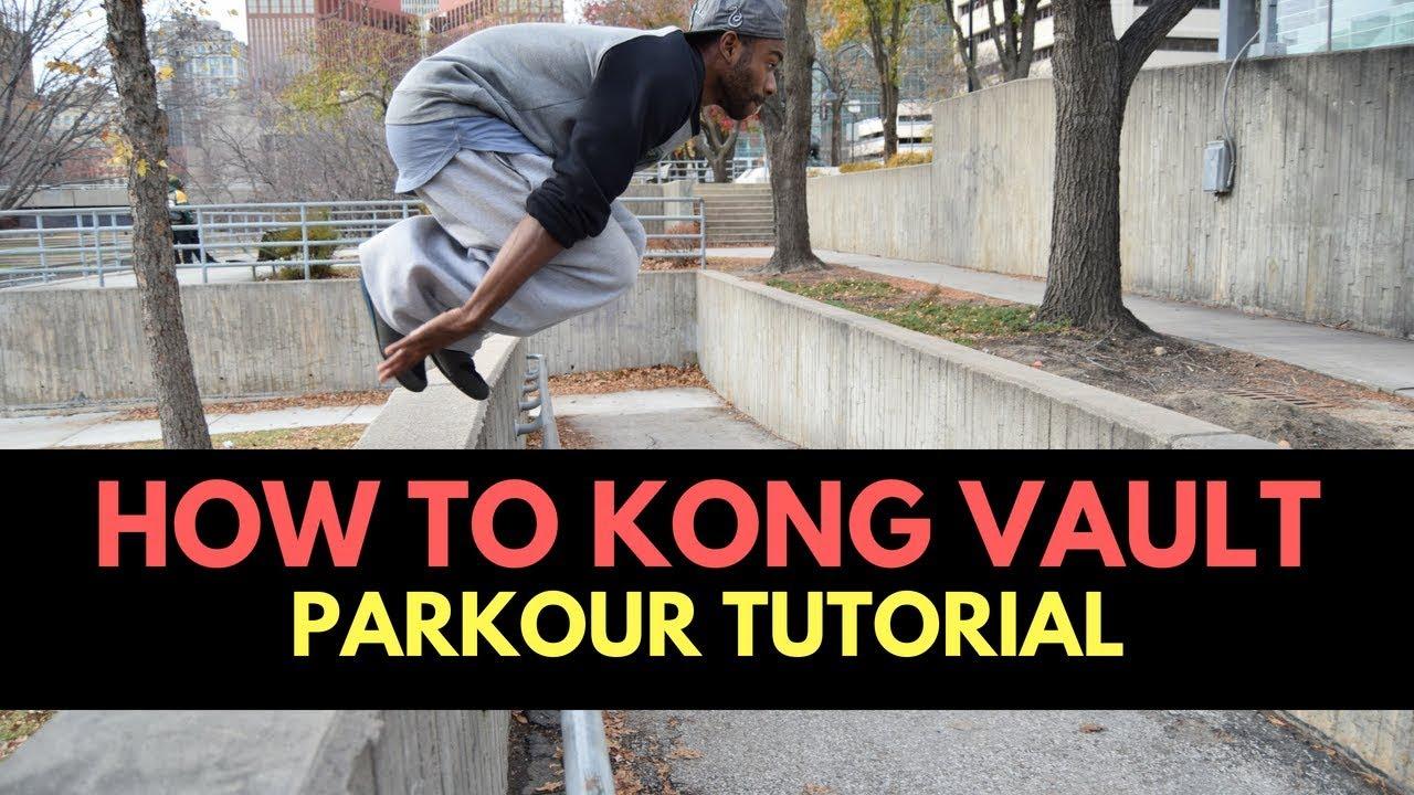 Kong vault | parkour wiki | fandom.