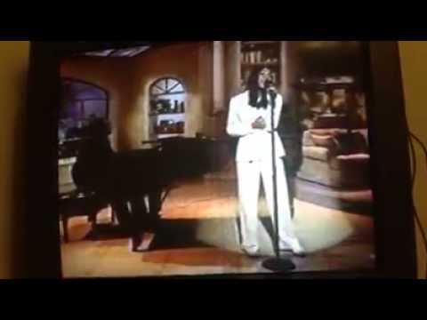 Brandy singing Love Is On My Side