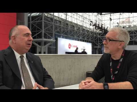Canon Expo 2015: Conversation with Chuck Westfall,