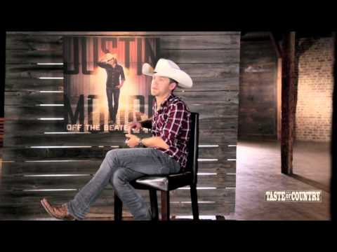 Justin Moore on Getting in Trouble with Twitter
